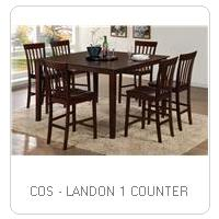 COS - LANDON 1 COUNTER